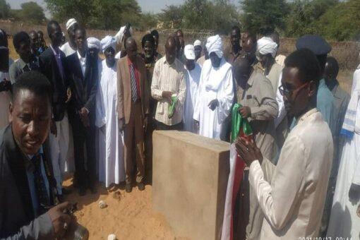 بخيت يتفقد مرافق بوحدة بروش الإدارية بشمال دارفور