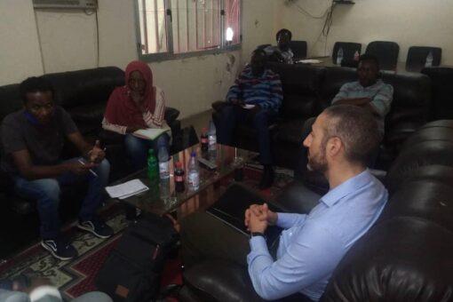 الهجرة الدولية:ترتيبات لعودة المتأثرين بمناطق الحرب في النيل الأزرق