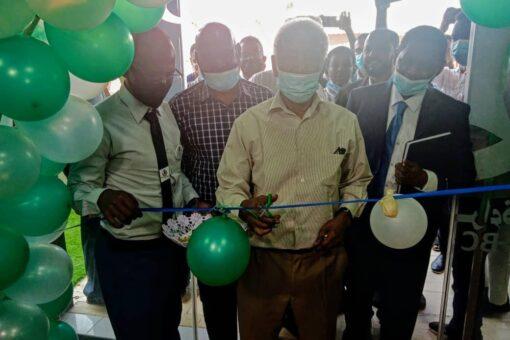 افتتاح مستشفى البراءة للأطفال بالخرطوم