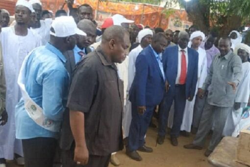 وزير التنمية الإجتماعية يختتم زيارته لولاية شمال دارفور