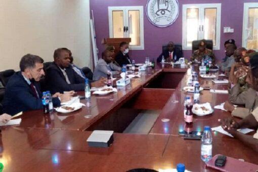 اجتماع مشترك بين لجنةأمن وسط دارفور واللجنة الدائمةلوقف إطلاق النار