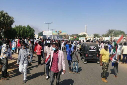قيادات شبابية باقليم النيل الأزرق تطالب بتحقيق اهداف الثورة