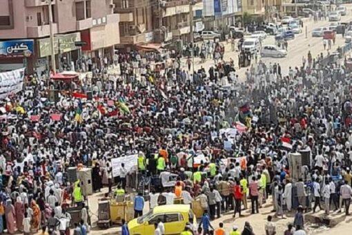 القوي السياسية بشمال دارفور تحي ذكرى اكتوبر وتدعوللمدنية