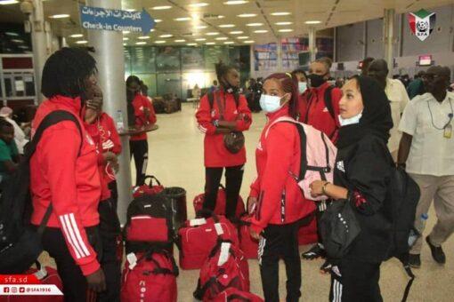 لجنة منظمة لمباراة السودان والجزائر النسائية